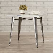 Dining Tables Grey Grey Rustic Farmhouse Kitchen Dining Tables You Ll Wayfair