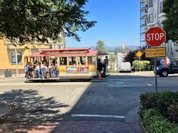 which sf cable car route is right for you here u0027s an introduction