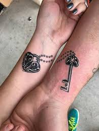 61 cute couple tattoos that will warm your heart page 6 of 6