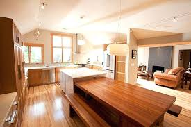 Kitchen Island With Table Seating Kitchen Island Tables U2013 Bloomingcactus Me