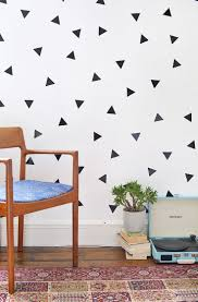 1744 best wall decals diy images on pinterest wall decals wall diy removable triangle wall decals