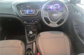 hyundai accent i20 2016 hyundai i20 1 4 fluid hatchback petrol fwd manual
