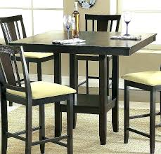 dining room high tables counter height table ikea counter height table set salvaged finish