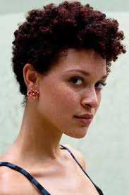 hairstyles for african curly hair african natural haircuts short natural haircuts black women 2best