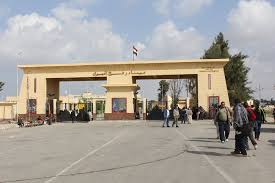 Pennsylvania is it safe to travel to egypt images Egypt briefly opens gaza border after pa assumes full control of jpg