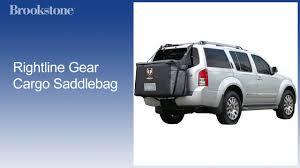 Rightline Gear Car Clips by Rightline Gear Cargo Saddlebag Youtube