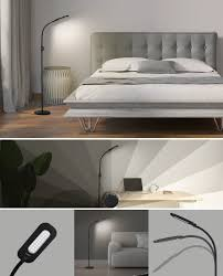 Low Level Bed Frames by Aukey Task Floor Lamp Led Standing Lamp For Living Room And