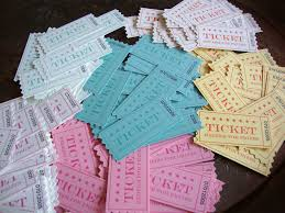 prize tickets make smaller ones from winning games to exchange