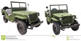 willys mb u s army road vehicle stock photography image 31474692