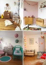 chambre bébé vintage inspirations pour une chambre de bébé vintage mon premier