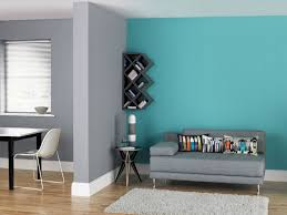 wohnzimmer ideen trkis wandgestaltung in grau und türkis 25 farben ideen