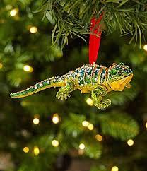 dillards trimmings cloisonne 55 lizard ornament dillards it s