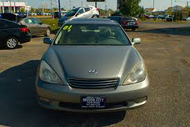 lexus green 2002 lexus es300 green sedan used car sale