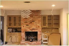 Remove Brick Fireplace by Diy White Washing Fireplace Run To Radiance