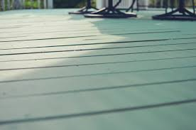 i painted my porch the color of a little box from