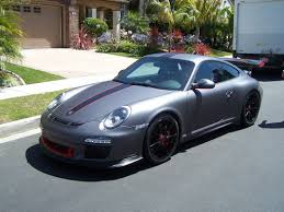 porsche gt3 rs wrap gt3 rs in 3m matte dark grey keen wraps vehicle wraps matte