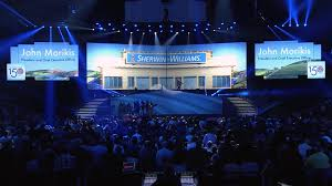 Sherwin Williams by Sherwin Williams Leo Events