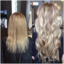 extensions hair how to take care of hair extensions tips for brushing out