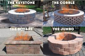 Outdoor Firepit Kit Do It Yourself Kits Lowcountry Paver
