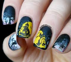 35 crazy and cool nail art designs