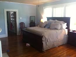 interior enchanting bedroom design ideas with dark brown wood
