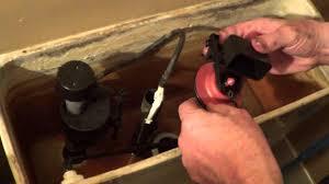 Eljer Flapper Flush Valve Repair Kit Repair A Leaking Toilet Fluidmaster 5