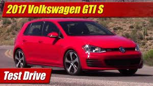 volkswagen hatchback 1970 2017 volkswagen gti s test drive youtube