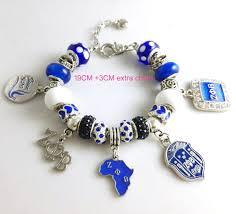 black bracelet with charm images Zeta phi beta sorority bracelet charm bracelet bangle letters jpg