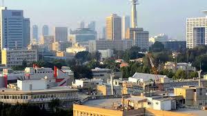 tel aviv skyline 2012 youtube