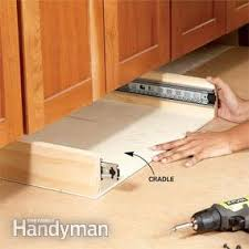 build under cabinet drawers u0026 increase kitchen storage