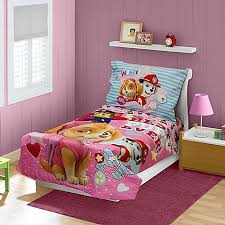 Best Bedding Sets Nickelodeon Paw Patrol Best Pups 4 Toddler Bedding Set