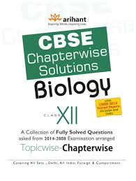 cbse chapterwise solutions biology class 12 4th edition buy