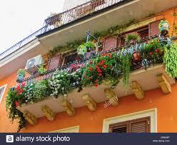 beautiful balcony italy balcony garden stock photos u0026 italy balcony garden stock