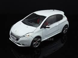 peugeot 208 models ixo moc174p 1 43 peugeot 208 gti 2013 white ixo models diecast model m