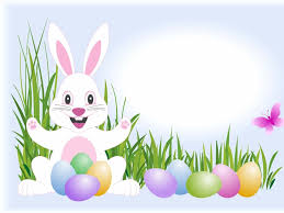 easter bunny and easter eggs hd wallpaper others wallpapers