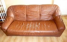 canapé et fauteuil en cuir housse pour canapé couturetissus