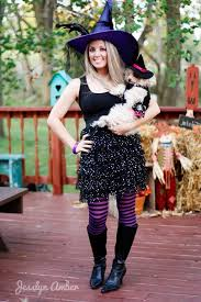 Spider Witch Halloween Costume Cute Witch Costume Dogs Costumemodels Dress Ideas