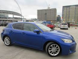 lexus ct200h premier used lexus ct 200h hatchback 1 8 se l premier cvt 5dr in wembley
