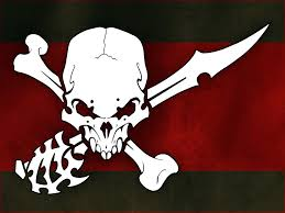 Authentic Pirate Flag Real Red Pirate Flags