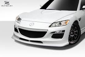 duraflex rx8 orion body kit 6 pc for mazda rx 8 09 11 ed 109470 ebay