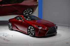 images of lexus lf lc lexus lf lc1 images lexus lf lc might hit the production line