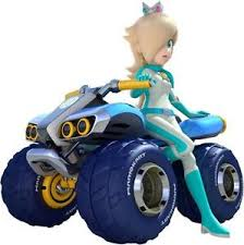 Super Mario Home Decor Rosalina Super Mario Kart Decal Removable Wall Sticker Home Decor