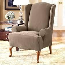 chair slipcovers australia wingback chair slipcovers iamfiss com