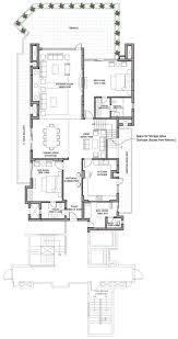 fire escape floor plan floor plans of bestech park view spa gurgaon apartments flats