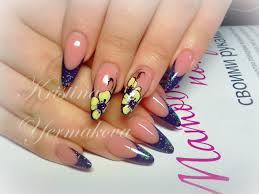 nail art on french manicure gallery nail art designs