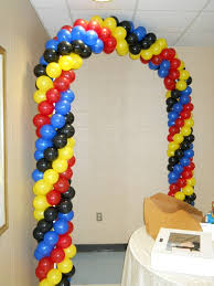 balloon arches learn how to make a balloon arch