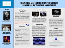 Nasa Faster Than Light Warp Drive Sketch