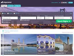 skyscanner compare and book cheapeast flights and hotels instantly