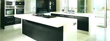 cuisine marbre noir cuisine en marbre plan de travail de cuisine en marbre noir