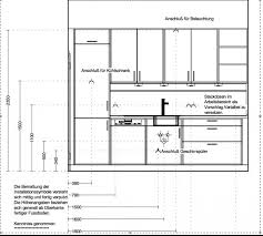 wasseranschluss küche planungsdetail wasseranschluss neubau